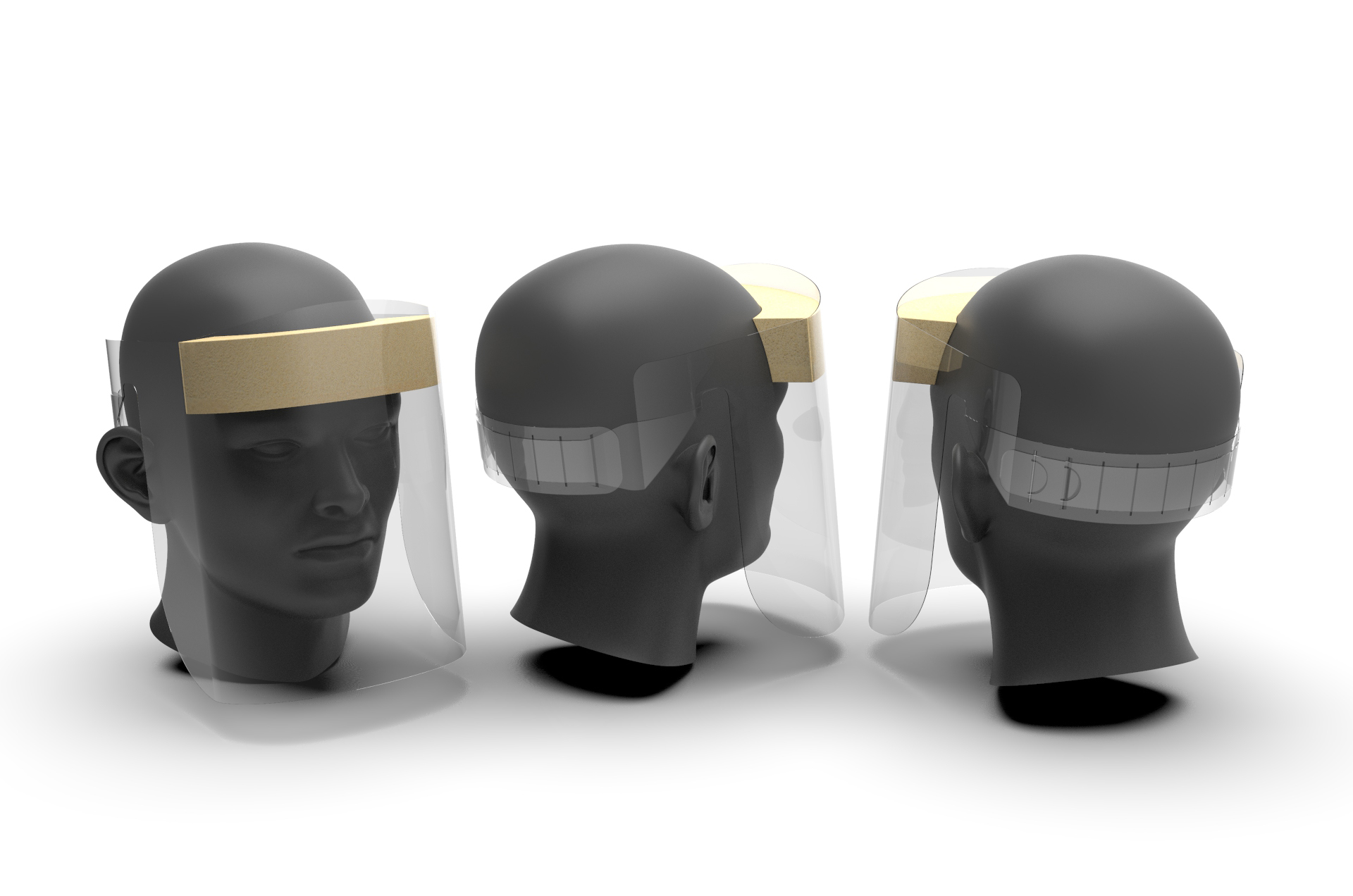 The Role of Face Shields or Visors in Responding to COVID-19