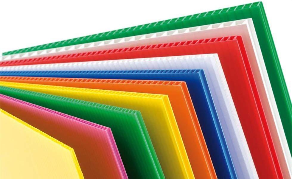 Corrugated Plastic (corex)