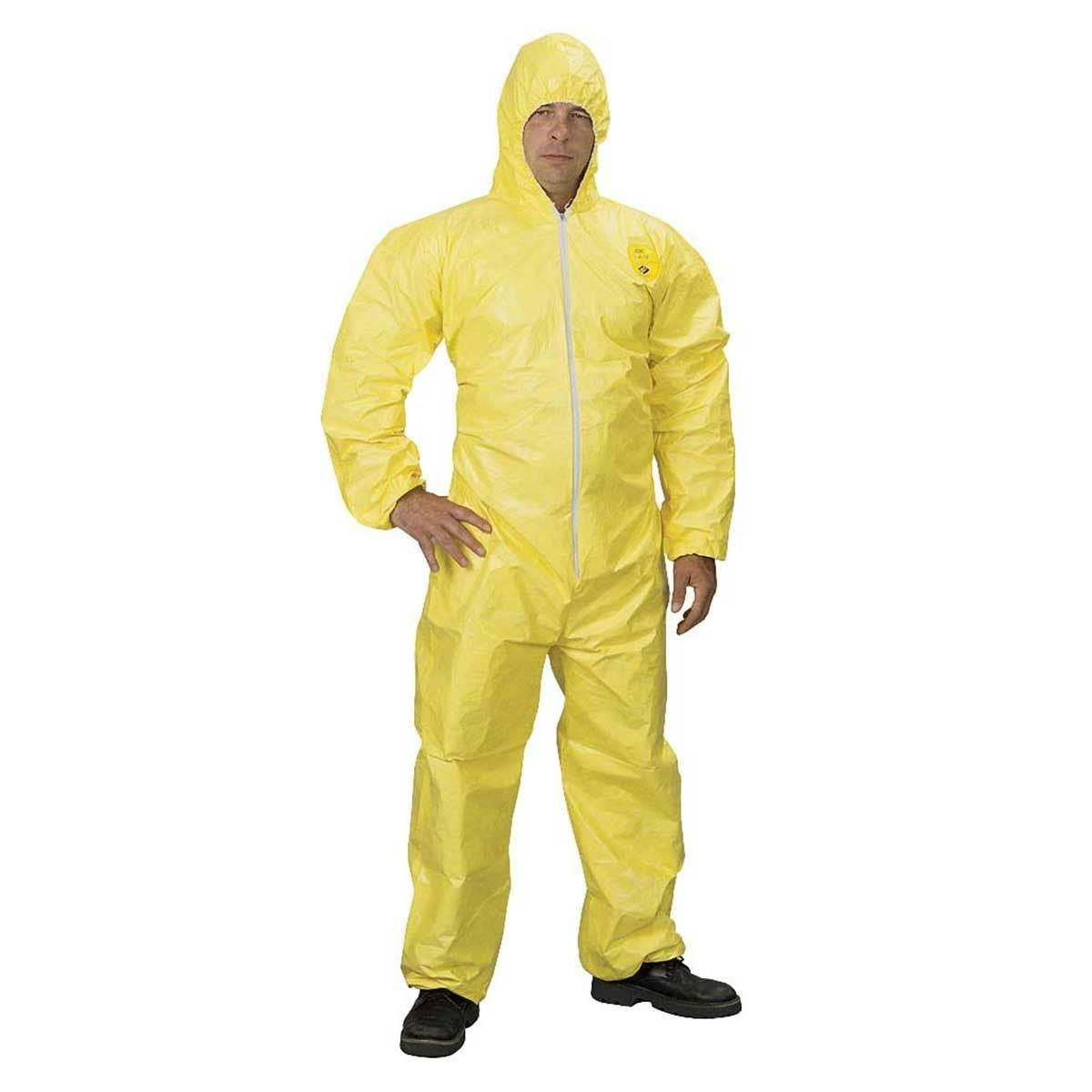 Dupont Tychem Disposable Coveralls