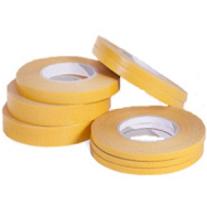 Double Sided High Tack Tissue Tape 25mm x 50m