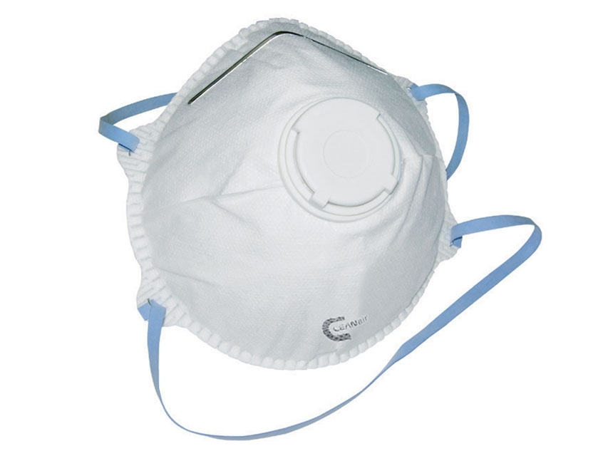 Face Mask Respirator FFP2 P2 VALVED (SINGLE MASK) MIXED BRANDS