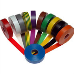 Electrical PVC Tape Blue 19mm x 33m