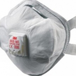 3M 8835 Premium Particulate Respirator FFP3D (Box of 5 Masks)