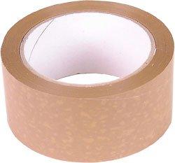 VINYL PVC Parcel Tape Brown 48mm x 66m