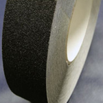 Anti Non Slip Skid Grip Tape Adhesive Black 75mm x 18m