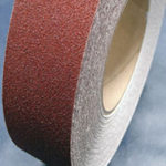Anti Non Slip Skid Grip Tape Self Adhesive Brown 200mm x 18m