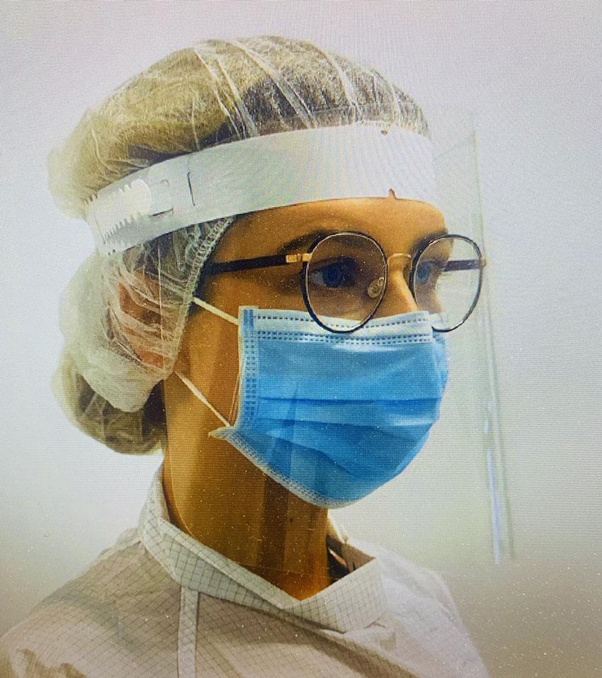 Medical Protective Face Shield Visor