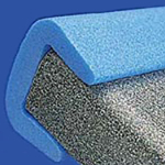 "Foam Edge Protector ""U Profile"" To Fit Thickness 20mm-35mm"