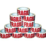 Fragile Parcel Tape 48mm x 66m