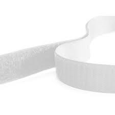 Rip 'n' Grip Tape HOOK White Sew-on 100mm x 25m