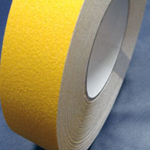Antislip Tape Self Adhesive Yellow 50mm x 18m